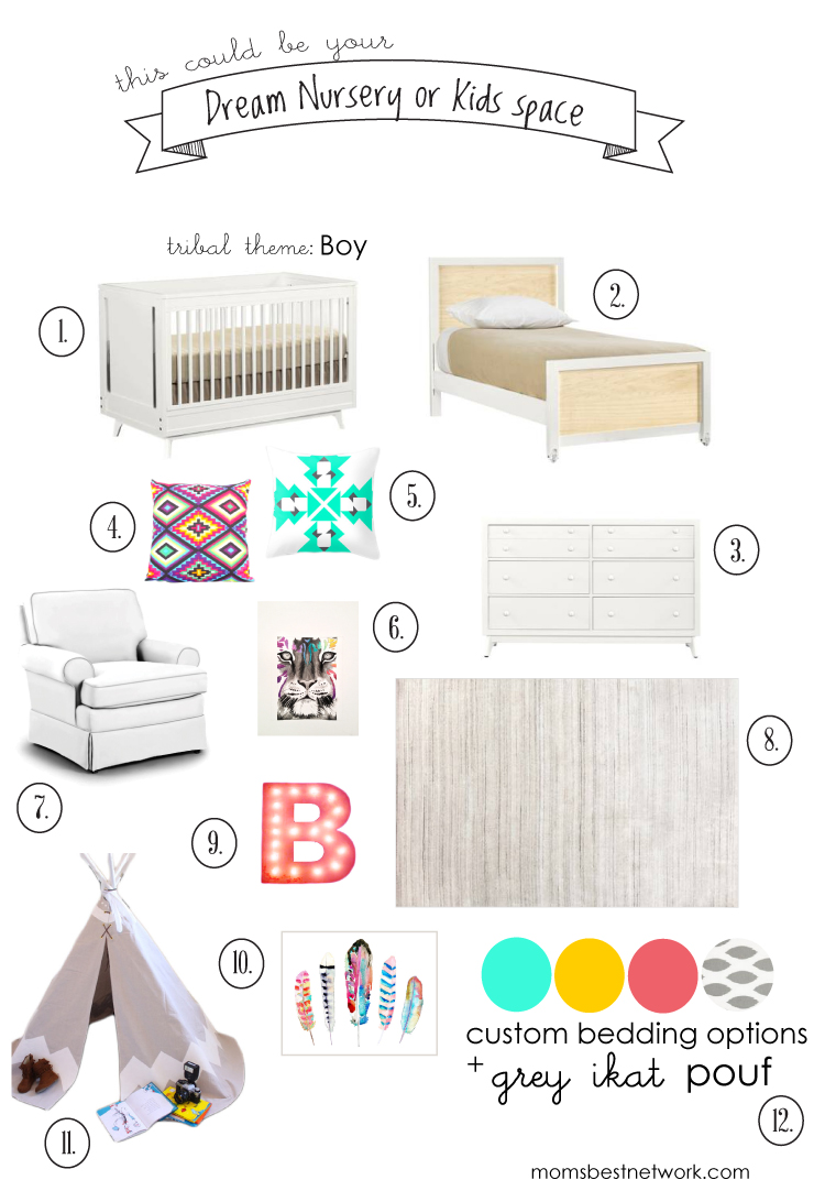 Enter To Win Our 2nd Destination Nursery Dream Nursery