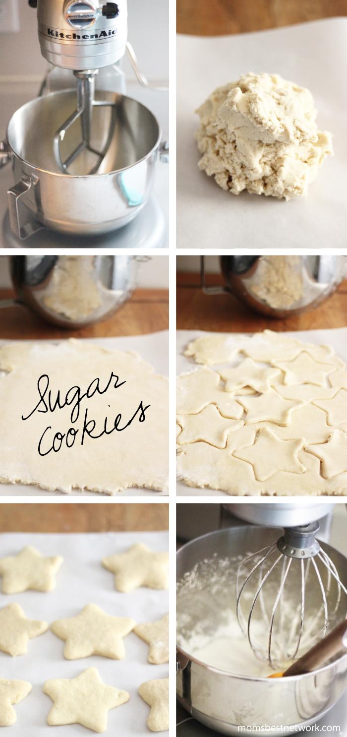 sugar-cookies,-Fox-Cookies,-royal-icing,-