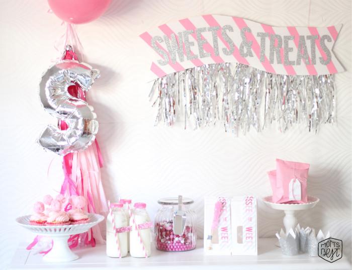 sweet treats party