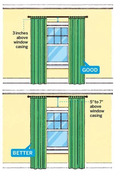 Friday Find Curtain Tips Tricks Destination Nursery