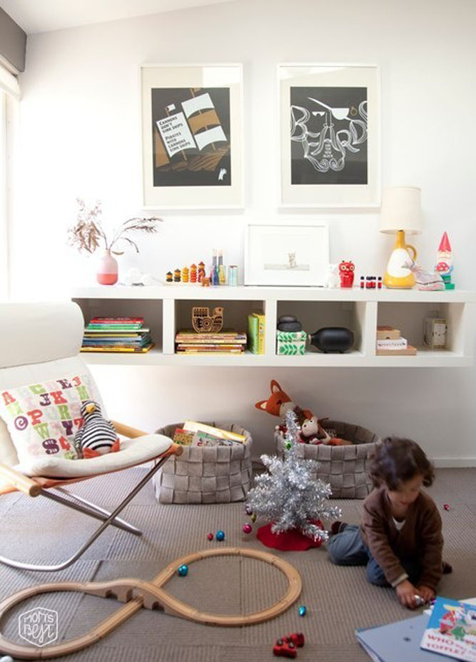 Creating a playroom or play space is easy with our play room inspiration check out our must for Living room playroom inspiration
