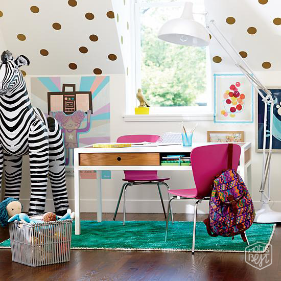 Get the look playroom inspiration with the land of nod for Land of nod playroom ideas