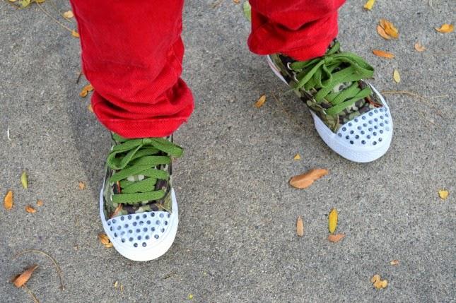 swamp monster sneakers 3