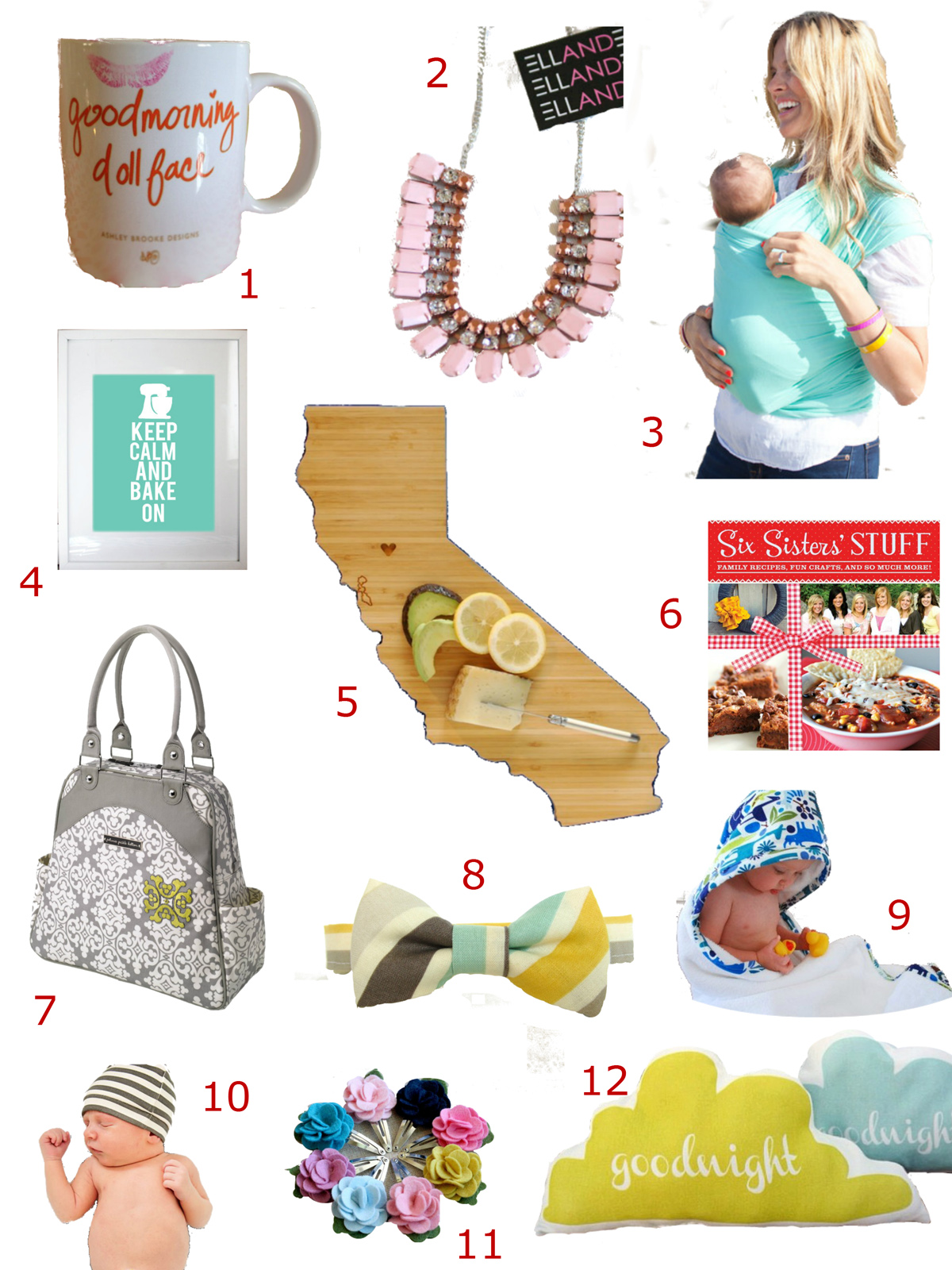 mother's day gift guide give away