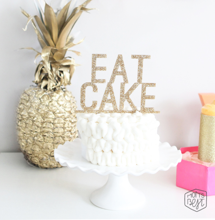 perfect party cake