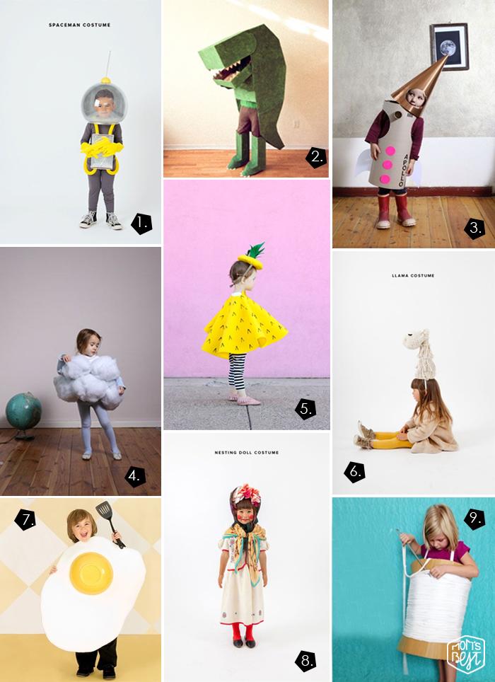 9 Easy Unique Costumes