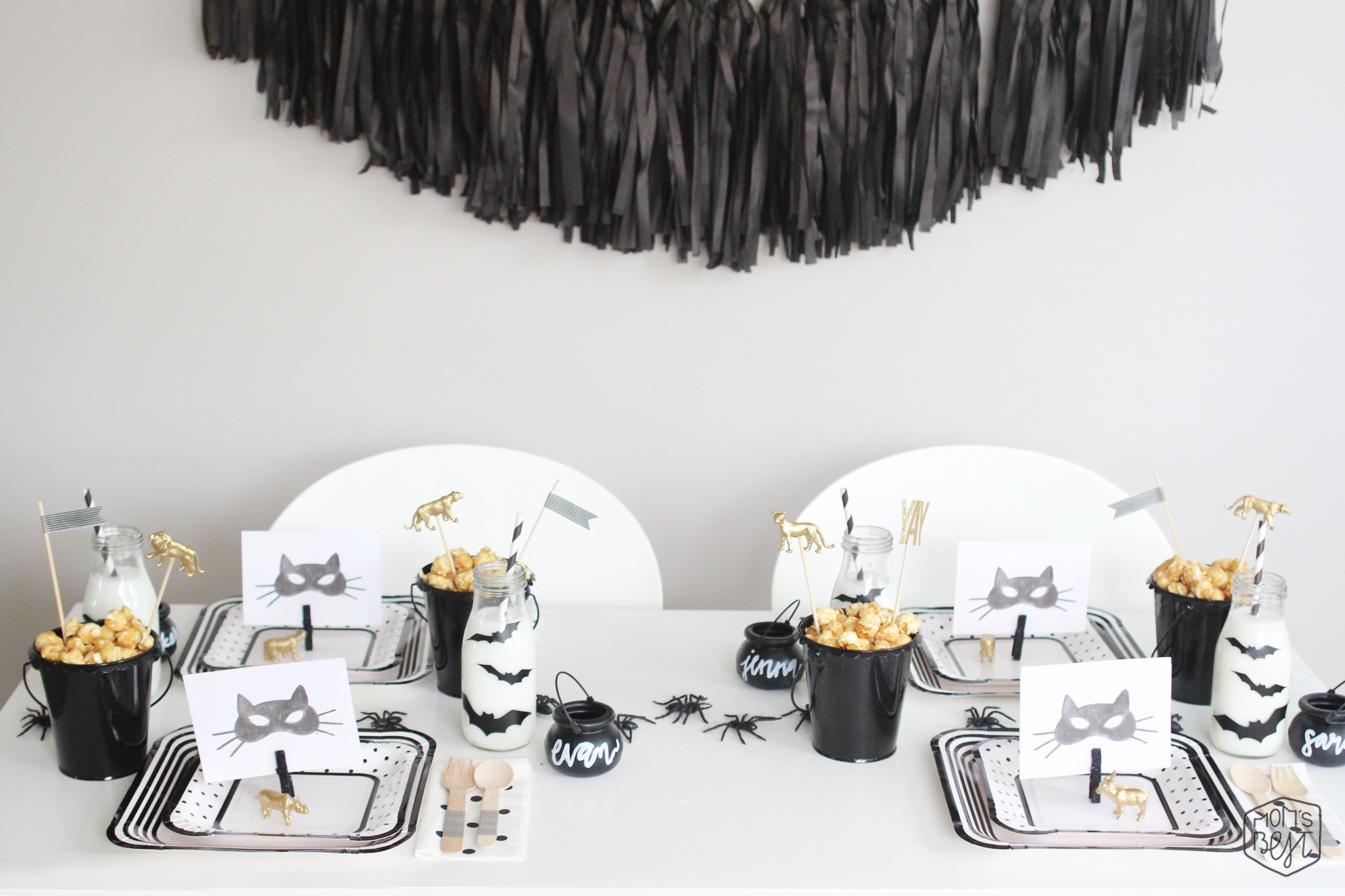 Modern Halloween Kids Party!